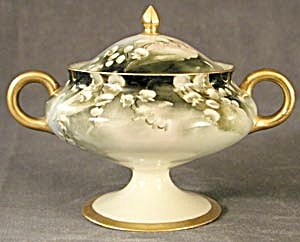 Vintage: Royal O & E.G. Austria, Sugar Bowl (Image1)