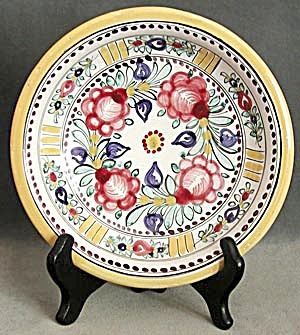 Vintage Czech Bowl (Image1)