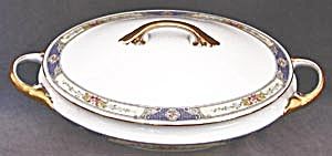Vintage Czech Covered Serving Dish (Image1)