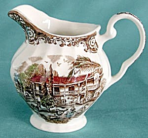 Johnson Brothers Heritage Hall Creamer (Image1)