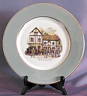 Baily, Banks and Biddle Plate 'Old Coach House York' (Image1)