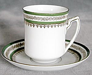 Imperial Crown China Cup & Saucer (Image1)
