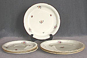 Vintage Konight, pr. Jettau German US Zone Plates (Image1)