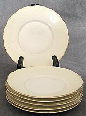 Vintage Royal Rudolstadt (Prussia) Small Plates (Image1)