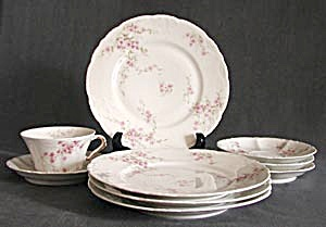 Vintage Theodore Haviland Limoges Set of 4 (Image1)