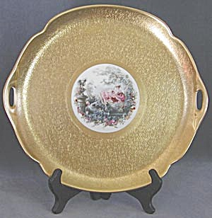 Vintage Pickard Tray (Image1)