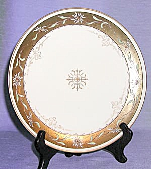 Pickard Decorated Plate on a Haviland Blank (Image1)