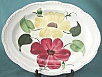 Vintage Stetson Serving Platter (Image1)