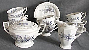 Vintage Rosenthal U.s. Zone Tea Set