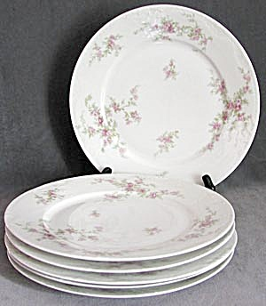 Vintage Theodore Haviland Limoges Set Of 6