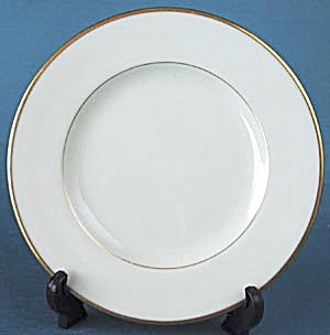 3 Small Lenox Marshell Field & Co. Plates (Image1)