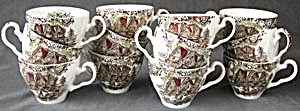 Heritage Hall Cups & Saucers Set of 12 (Image1)