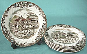 Heritage Hall Bread Plates Set of 6 (Image1)