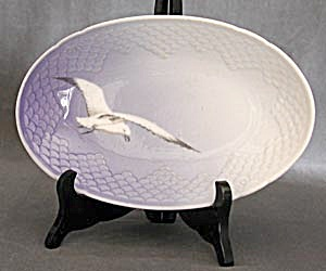 Bing & Grondahl Oval Seagull Dish (Image1)