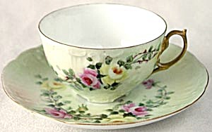 Vintage B.R.C. Moliere Cup & Saucer (Image1)