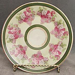 Vintage C. T. Altwasser Rose Plate (Image1)