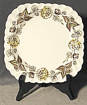 Fairwood by Johnson Brothers Square Plate (Image1)