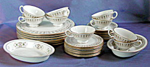 Tableau By Lenox Set Of Dishes For 8