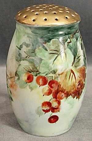 Vintage Hand Painted Sugar Shaker or Muffineer (Image1)