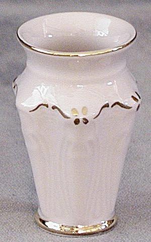 Vintage Rosa Porcelain Czechoslovakia Mini Vase (Image1)
