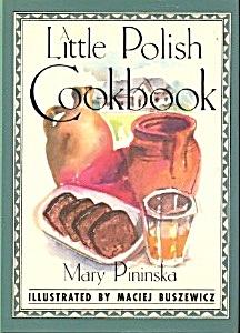 A Little Polish Cookbook (Image1)