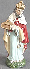 Vintage Nativity Figure of a Wise Man (Image1)