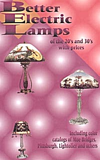 Better Electric Lamps Of The 20's And 30's With Prices