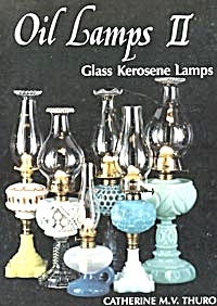 Oil Lamps II: Glass Kerosene Lamps Value Guide (Image1)