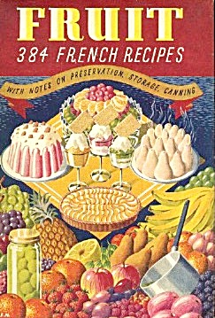 Fruit 384 French Recipes