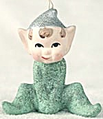 Vintage Pixie Christmas Ornament (Image1)