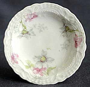 Vintage Limoges Haviland Butter Pat Bow Pattern