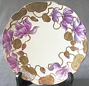 Vienna China Austria Hand-Painted Artist-Signed (Image1)