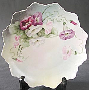 Vintage Rosenthal Malmaison Morning Glory Plate (Image1)