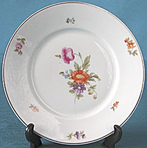 Rosenthal German Small Wild Flower Plate