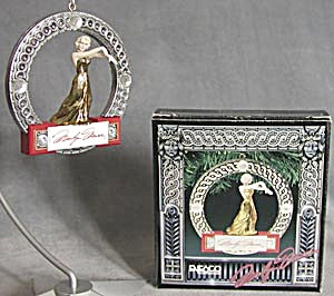 Marilyn Monroe Enesco Ornament (Image1)