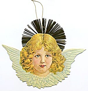 Angel Christmas Ornaments Set of 2 (Image1)