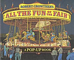 Vintage All The Fun At The Fair Pop-up Book 1st Edition