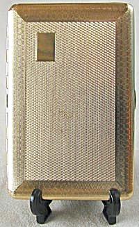 Vintage Lincraft Metal Cigarette Case (Image1)