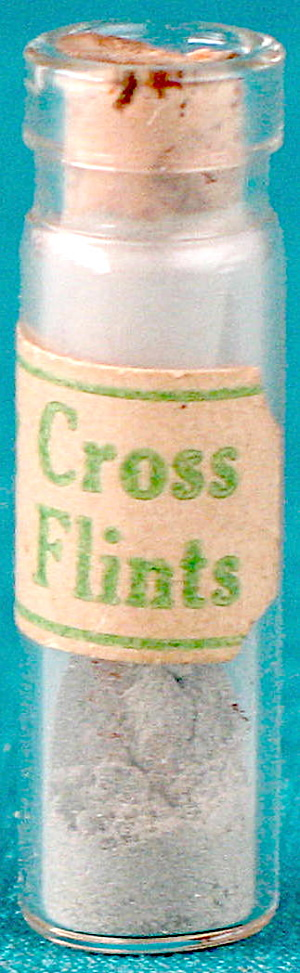 Vile Charing Lighter Cross Flint