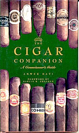 The Cigar Companion A Connoisseur's Guide