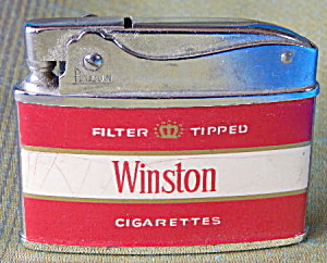 Vintage Winston Cigarette Lighter