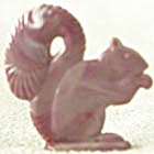 Cracker Jack Toy Prize: Squirrel