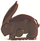 Cracker Jack Toy Prize: Rabbit