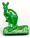 Cracker Jack Toy Prize: Alphabet Animal Kangaroo (Image1)