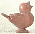 Cracker Jack Toy Prize: Chirping Bird