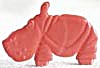 Cracker Jack Toy Prize: Hippo (Image1)