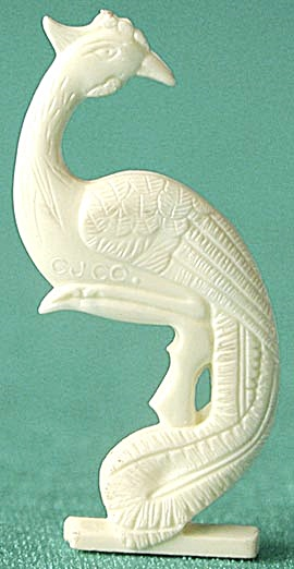 Cracker Jack Toy Prize: Pheasant  (Image1)