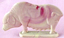 Cracker Jack Toy Prize: Sow