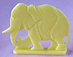 Cracker Jack Toy Prize: Elephant