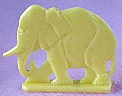 Cracker Jack Toy Prize: Elephant (Image1)